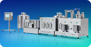 ENTEXS Mini 3 - extraction systems