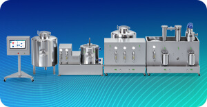 ENTEXS Mini 9 - extraction systems