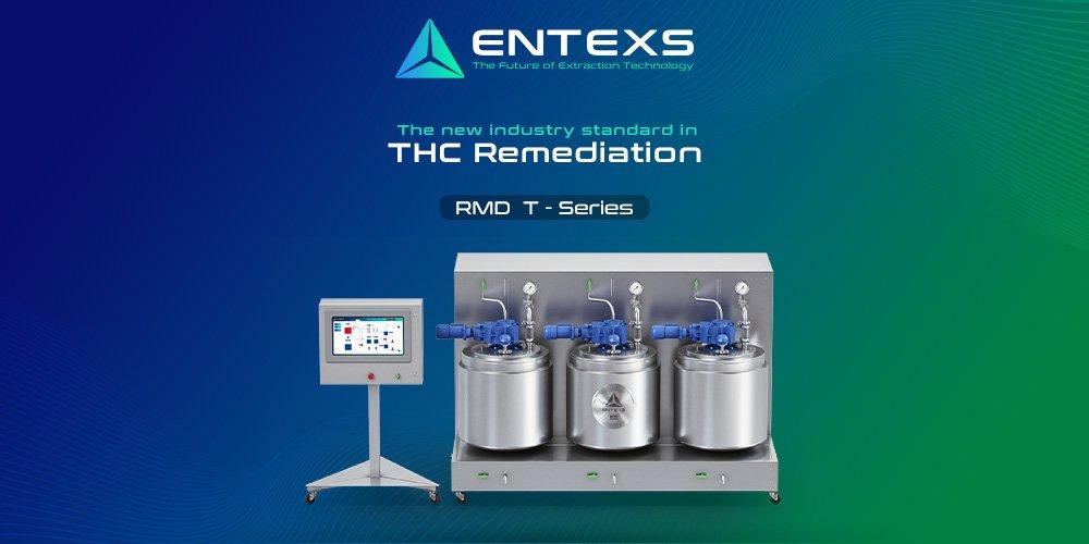 ENTEXS - THC Remediation Technology