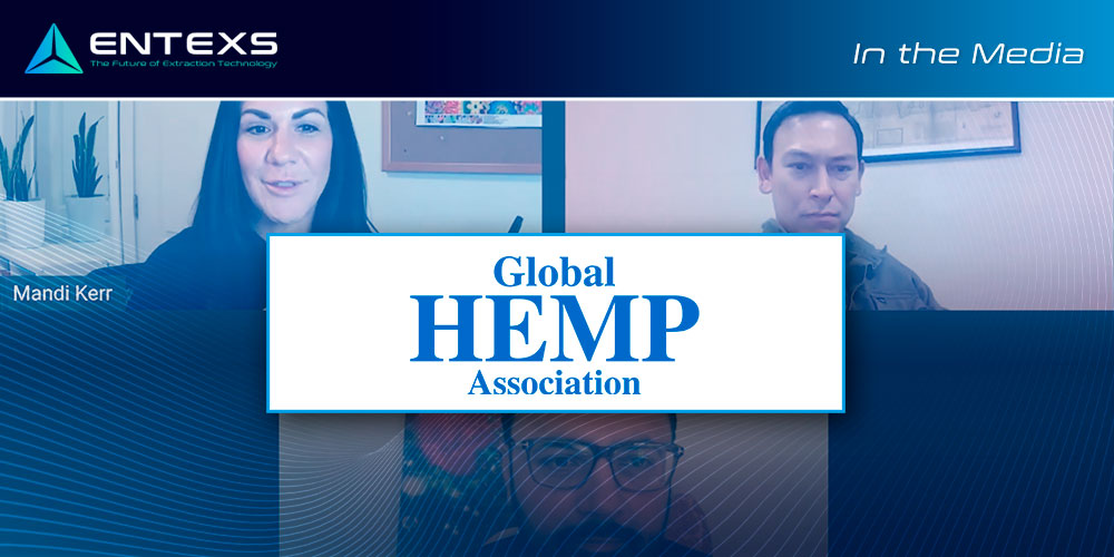 ENTEXS in the media - Global Hemp Association